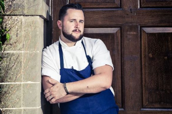 Paul Foster head chef Mallory Court Covenry Telegraph