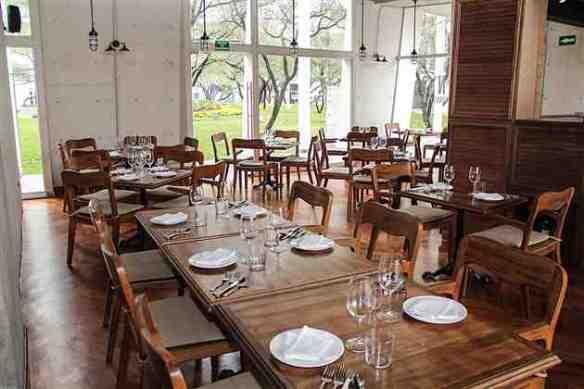 Romero y Azahar restaurant