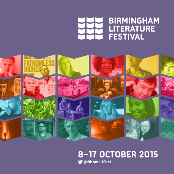 Birmingham Literature Festival 2015