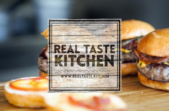 Real Taste Kitchen logo