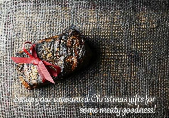 Lasan Christmas swaps