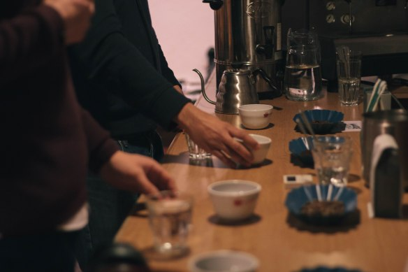 Coffee courses at Six Eight Kafe