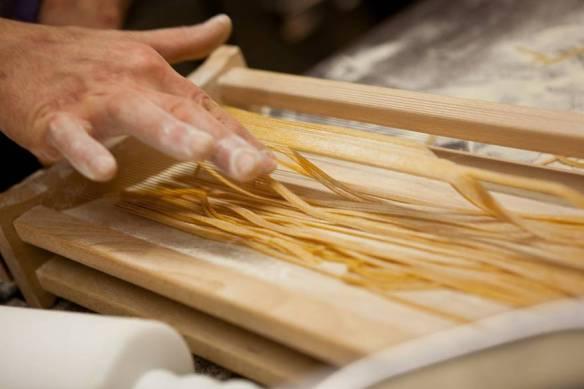 Handmade pasta The Telegraph