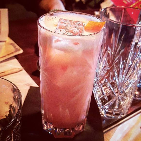 Pink Lady at Bourne & Co