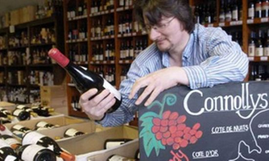 Ed Connolly wine merchant Birmingham Post