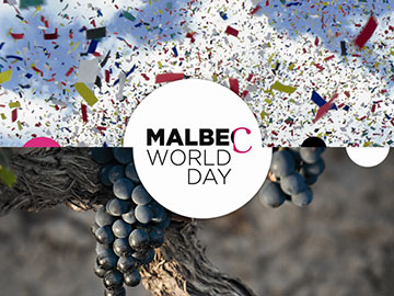 Malbec World Day poster