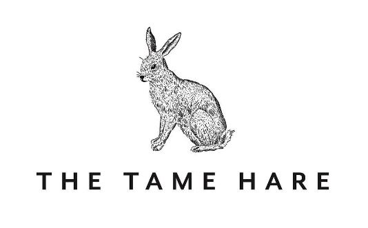 The Tame Hare logo