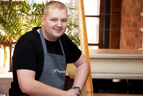 David Ferguson chef