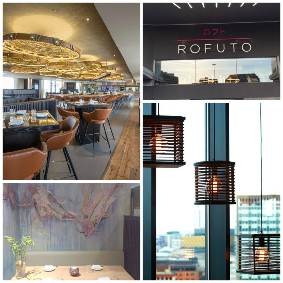 Rofuto restaurant interior