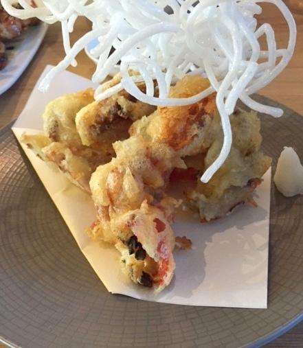 Rofuto soft shell crab tempura