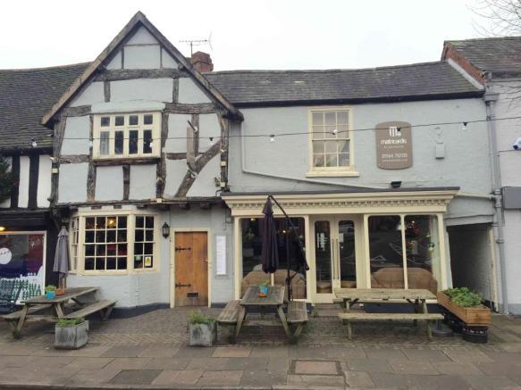 Butchers' Social Henley in Arden exterior