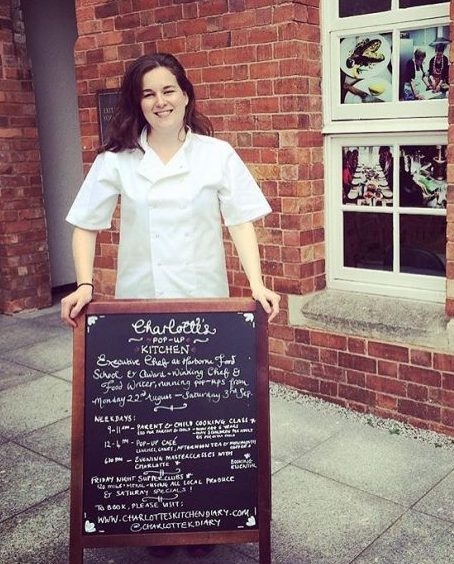 Charlotte Pike, Harborne Food School
