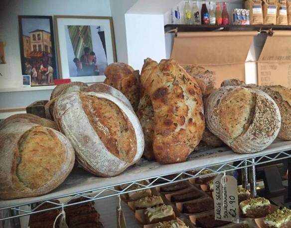 Magee Street Bakery Northampton