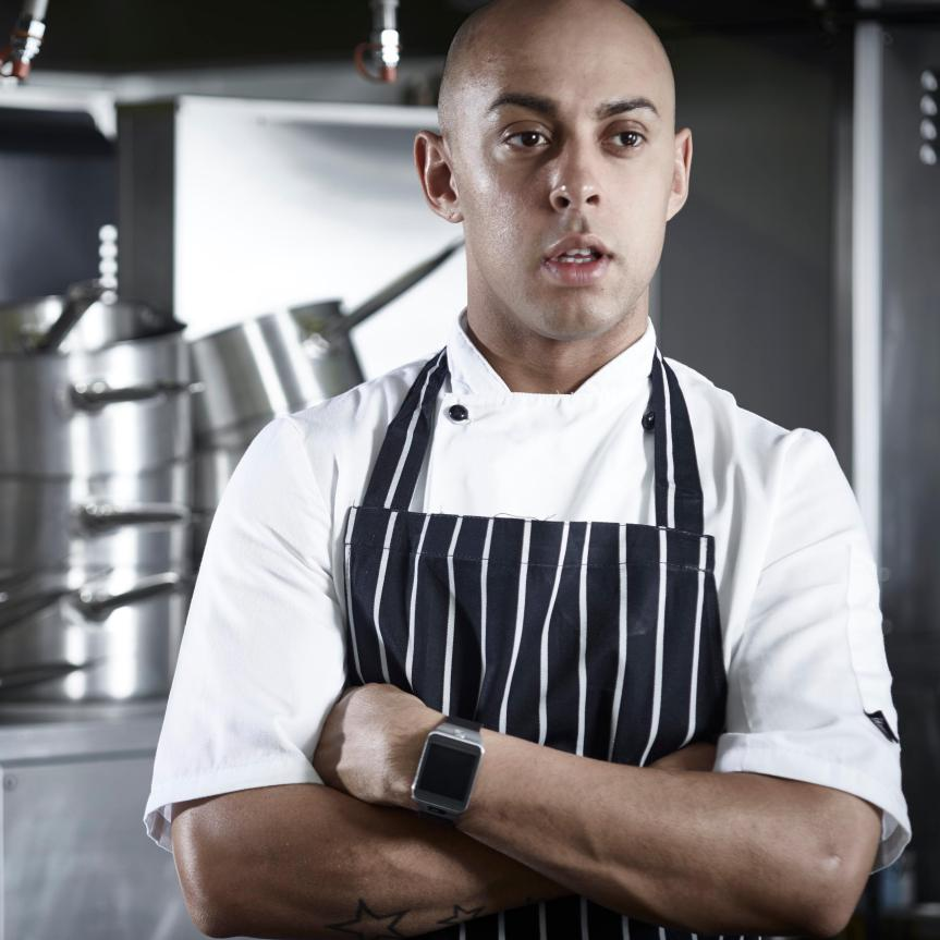Curtis Stewart chef