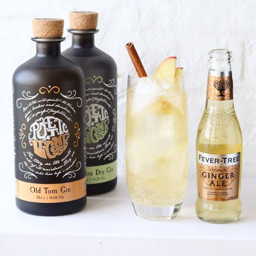 Poetic License Old Tom Gin with Fever Tree ginger ale tonic.jpg