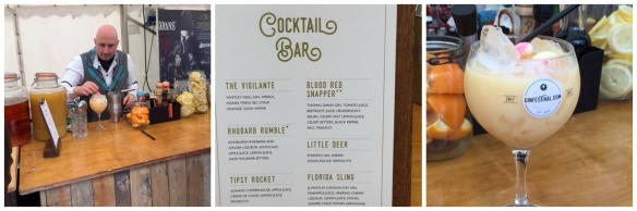 The Gintleman gin cocktails