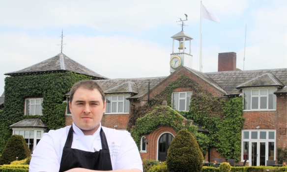 William Dimartino, Ryder Grill Restaurant, The Belfry Hotel