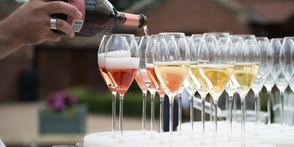 Hencote Estate summer wine party
