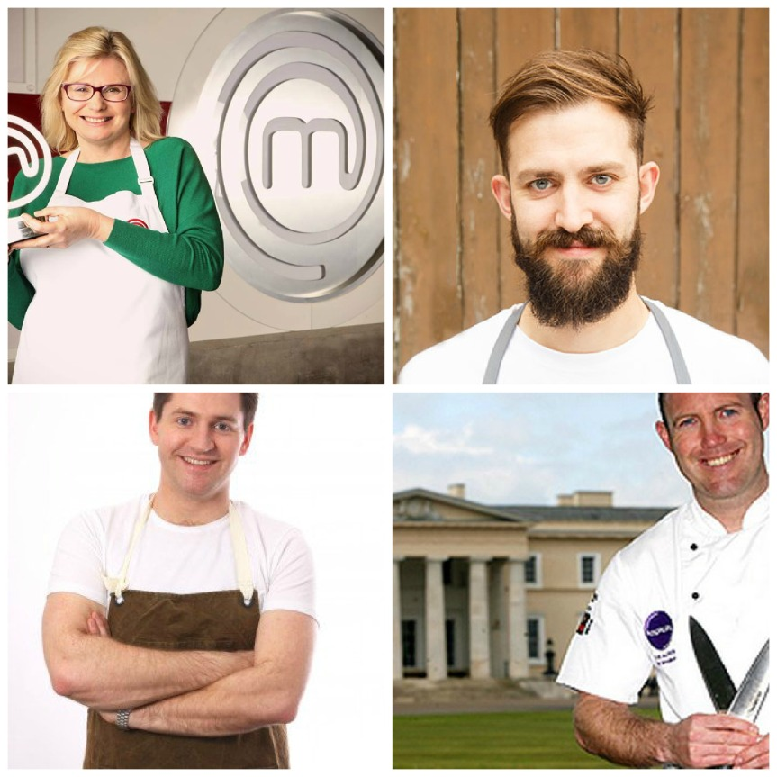 Ragley Hall Food Festival chefs