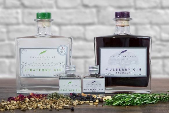 Shakespeare Distillery Gin