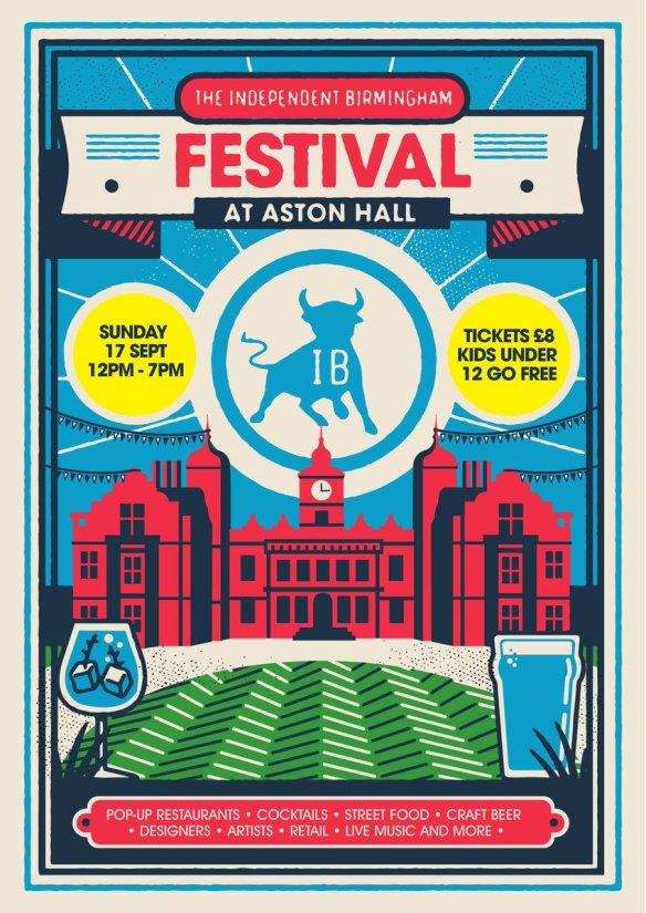 Independent Birmingham Festival September 2017