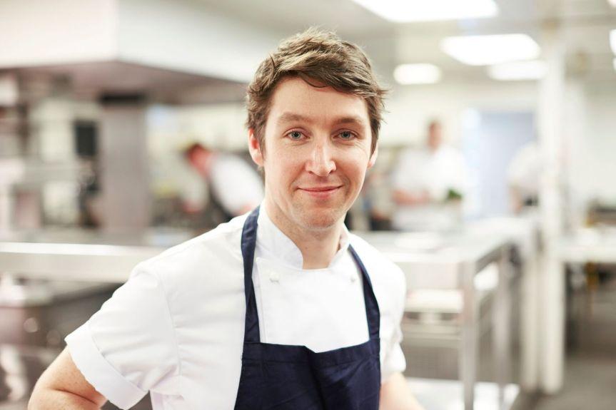Paul Evans Head Chef Mallory Court