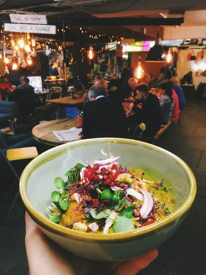 The Bird's Nest Cafe Shrewsbury