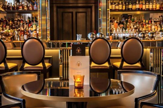 The Edgbaston boutique hotel and cocktail lounge