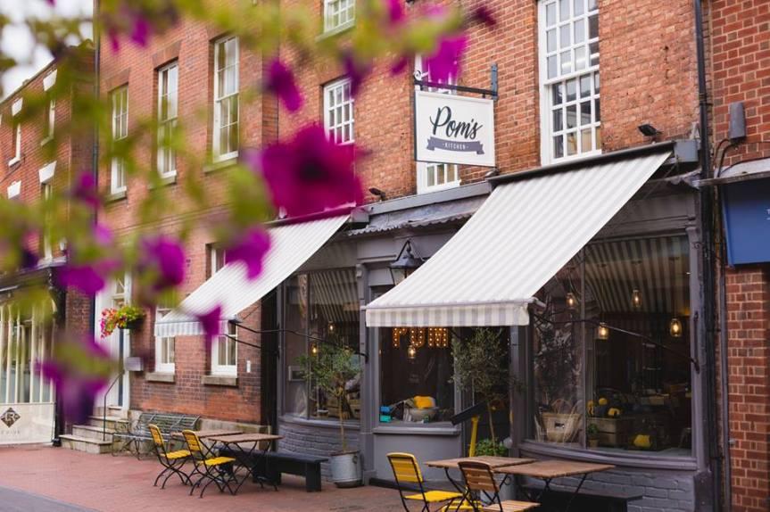Poms Kitchen Lichfield