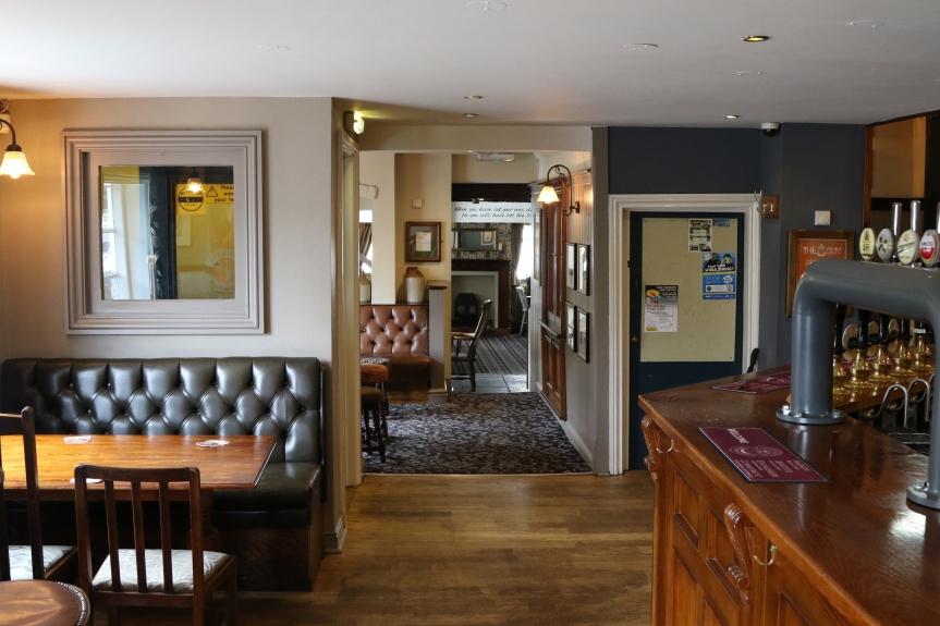The Sun Inn Stafford