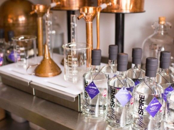 Fifth Spire Gin