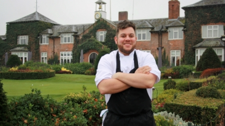 Ryan Swift, The Belfry Hotel The Caterer