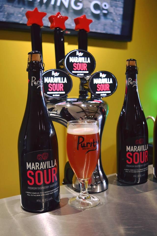 Maravilla Sour Purity Brewing Company