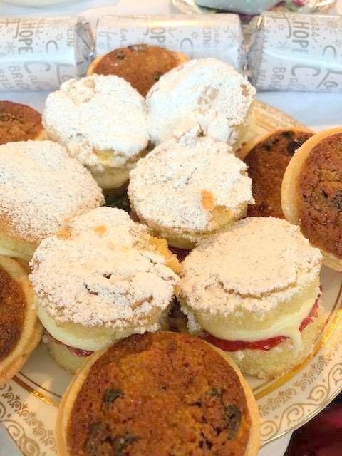 Victorian cakes