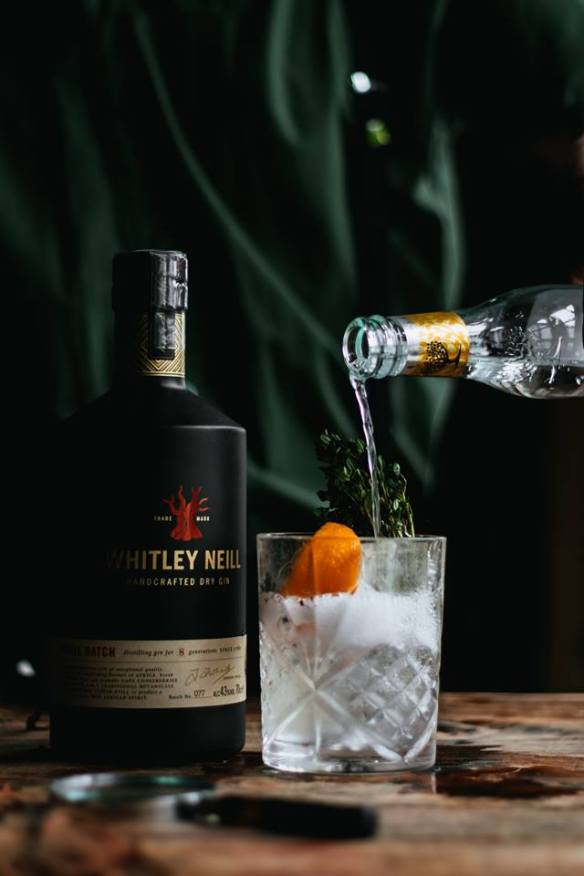 Whitley Neil gin