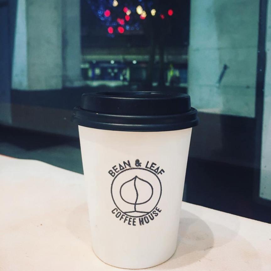 Bean & Leaf coffee house