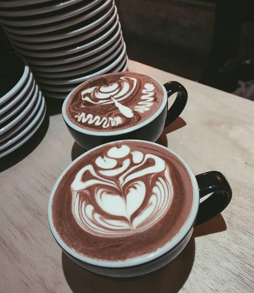 Wayland's Yard coffee shop