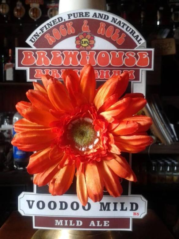 RocknRoll Brewhouse Voodoo Mild