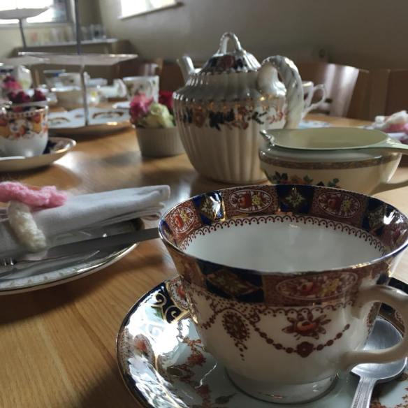 The Heritage Bakehouse afternoon tea