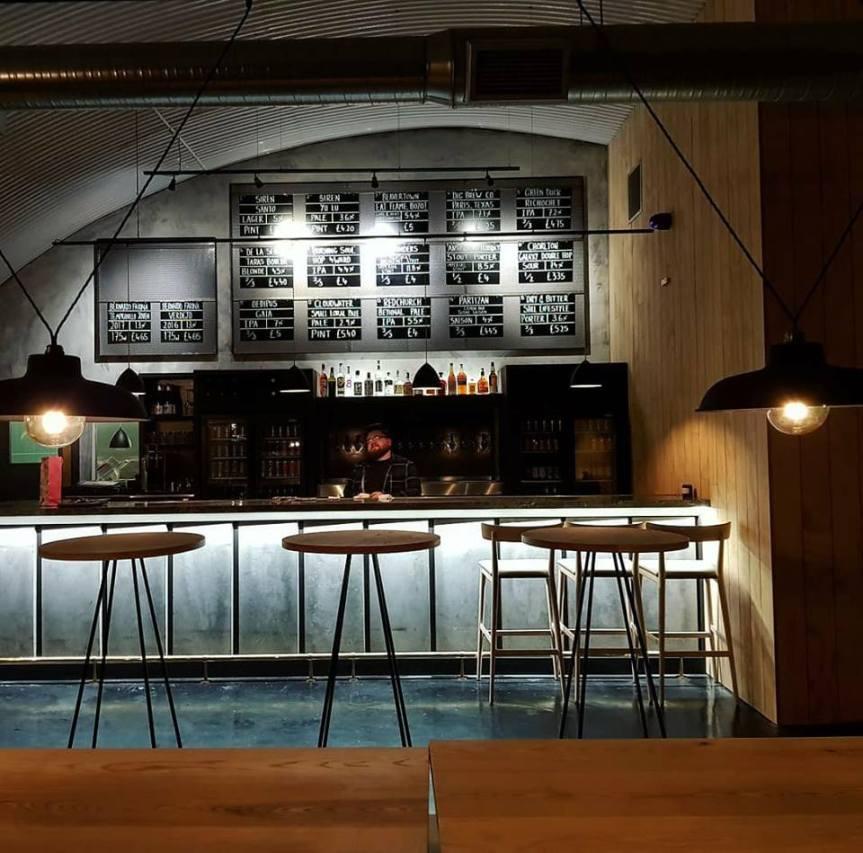 Kilder Bar Birmingham