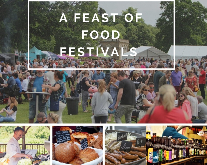 A feast of food festivals