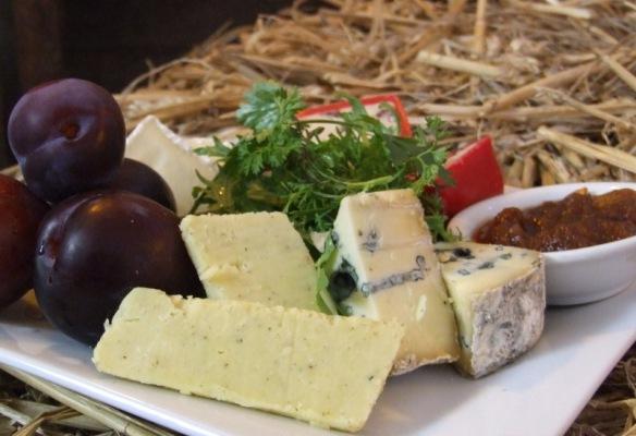The Nest Ledbury cheeses