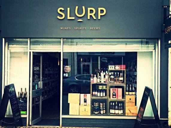Slurp Wines Leamington