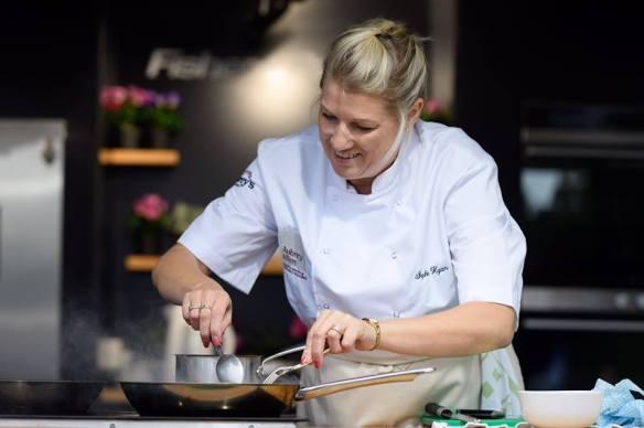 Sophie Hyam chef