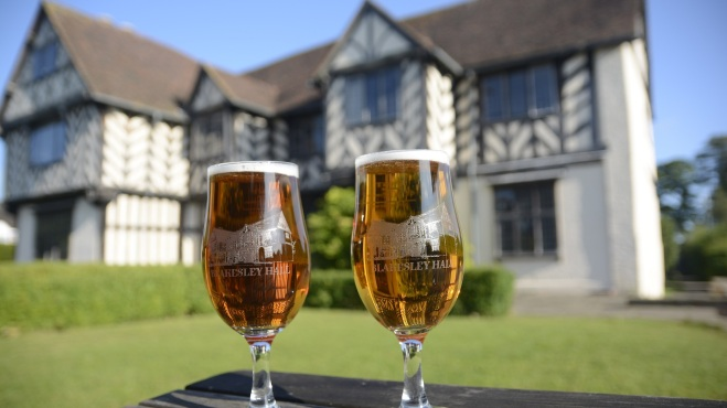 Blakesley Hall Ale and Cider Festival