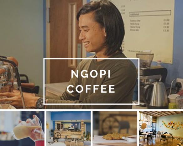 Ngopi Coffee Birmingham