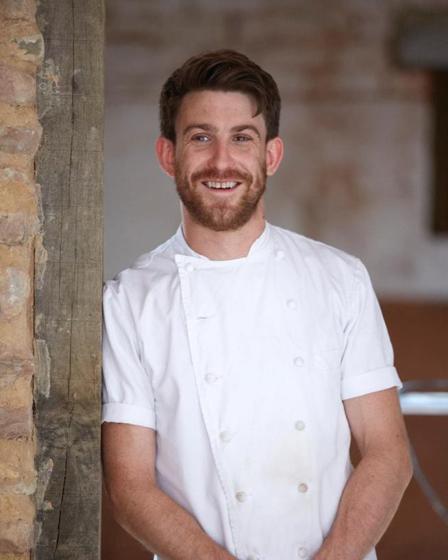 lee westcott chef pensons at netherwood estate