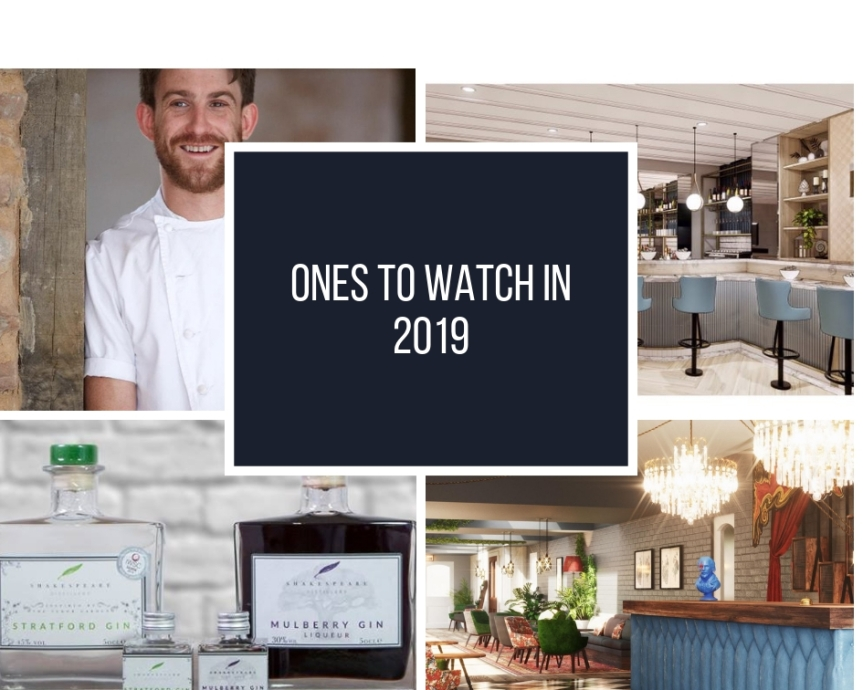 ones to watch in 2019