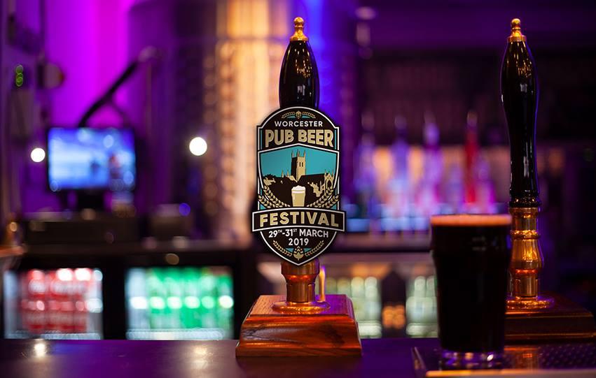 Worcester Pub Beer Festival 2019