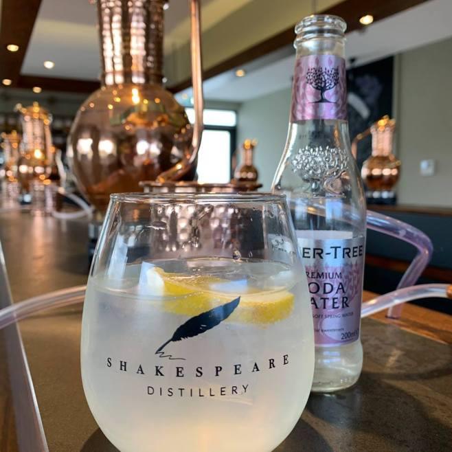 Shakespeare Distillery